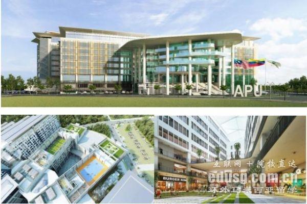 马来西亚亚太科技大学专业