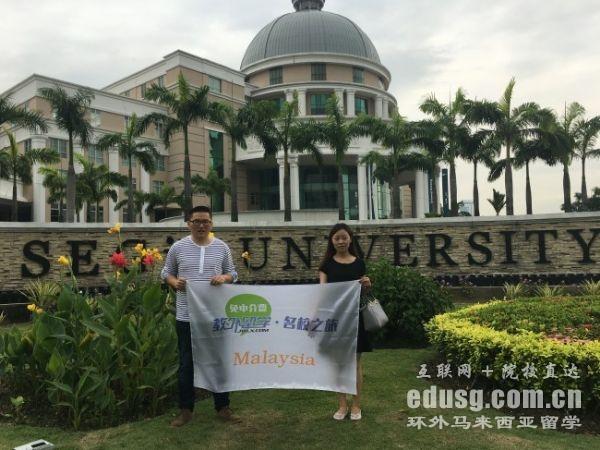桑德兰大学马来西亚分校硕士