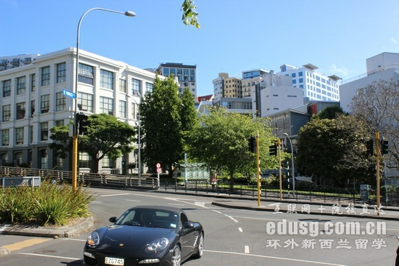 大学生申请新西兰签证
