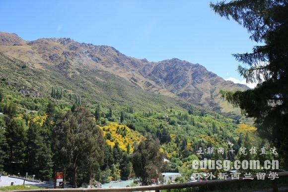 新西兰留学英语要求