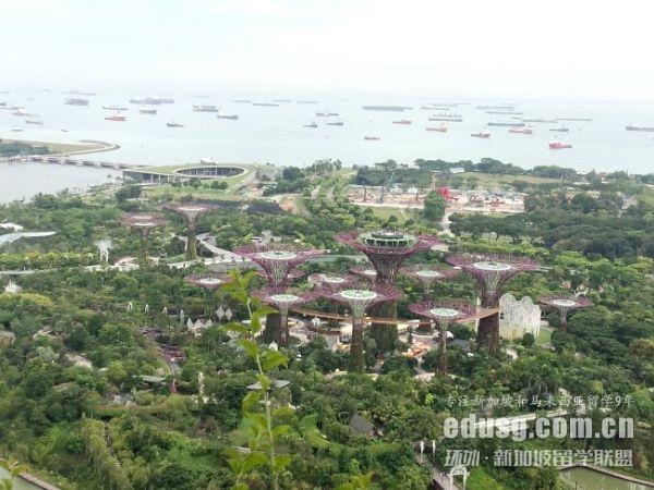 留学新加坡大学费用大全