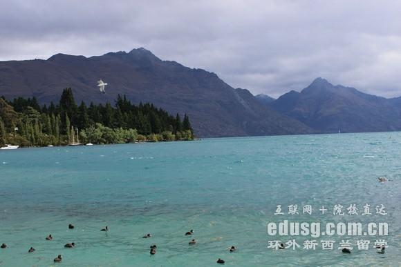 留学新西兰要多少钱