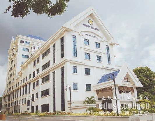 马来西亚理科大学留学生宿舍