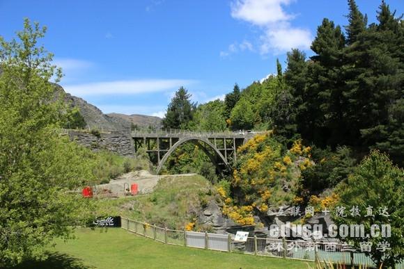 新西兰留学一年费用硕士