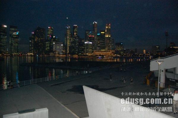 高考考取新加坡国立大学