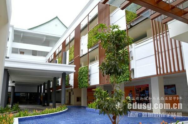 新加坡詹姆斯库克大学的位置