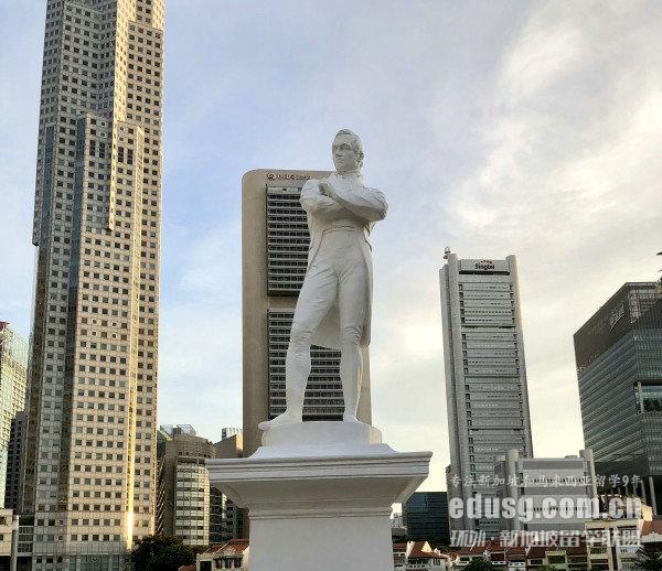 新加坡留学初中一年费用