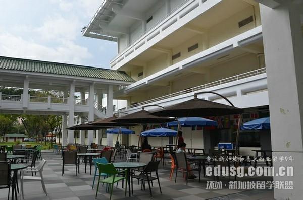新加坡jcu大学专升硕能上吗