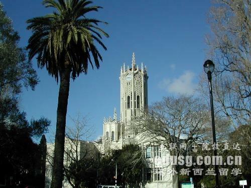 新西兰最有名的大学