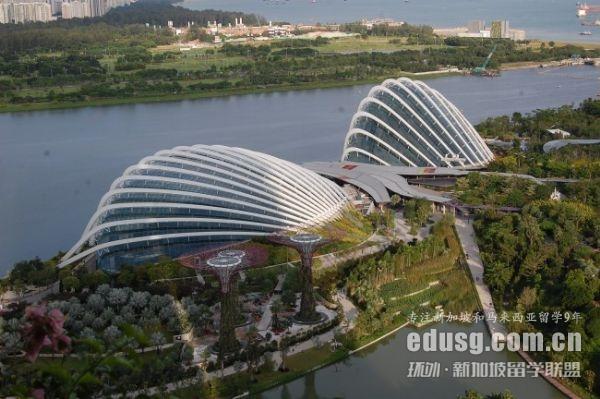 高二学生到新加坡留学