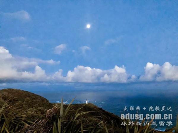 新西兰8所公立大学地理位置