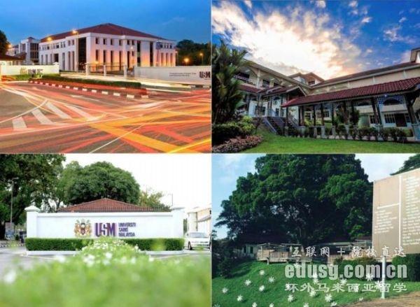 马来西亚理科大学有哪些专业