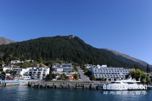在新西兰留学一个月生活费