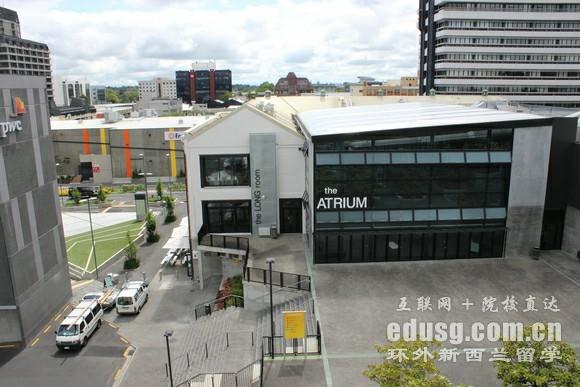 新西兰怀卡托理工学院排名
