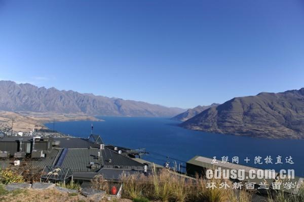 新西兰有景观设计的大学