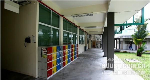 科廷大学新加坡校区语言班怎样