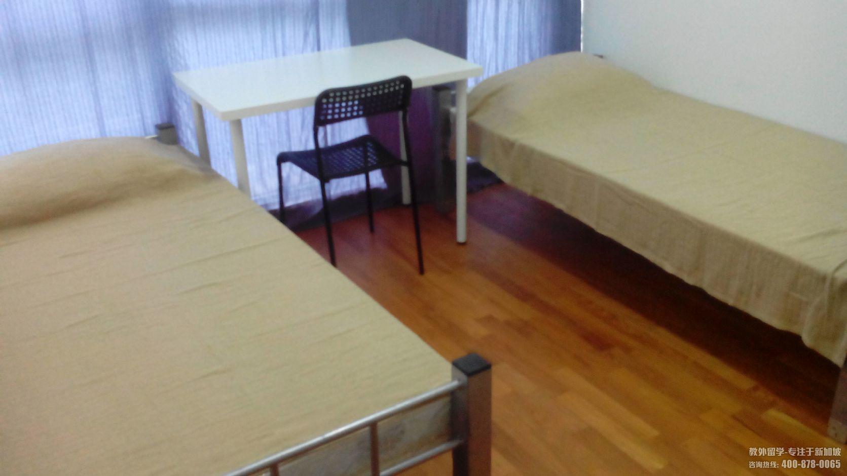 Hillside 山景道(实龙岗)学生公寓